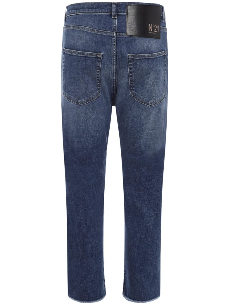 N.21 N°21 Jeans - Blue