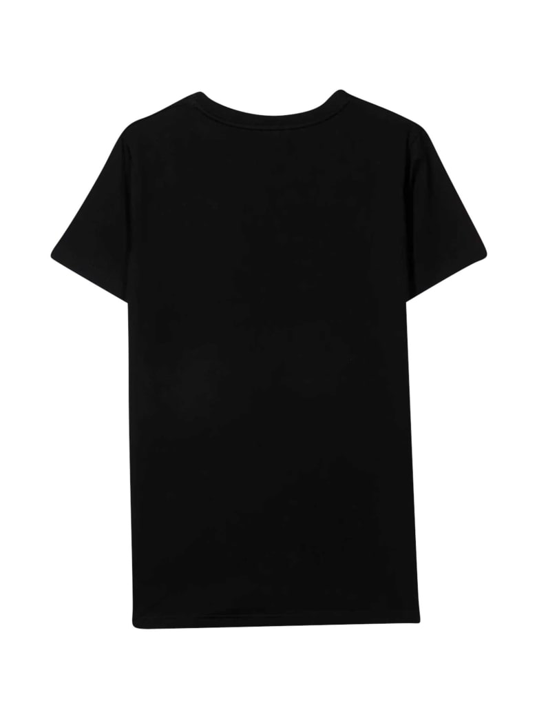 Givenchy Black T-shirt Teen - Nero
