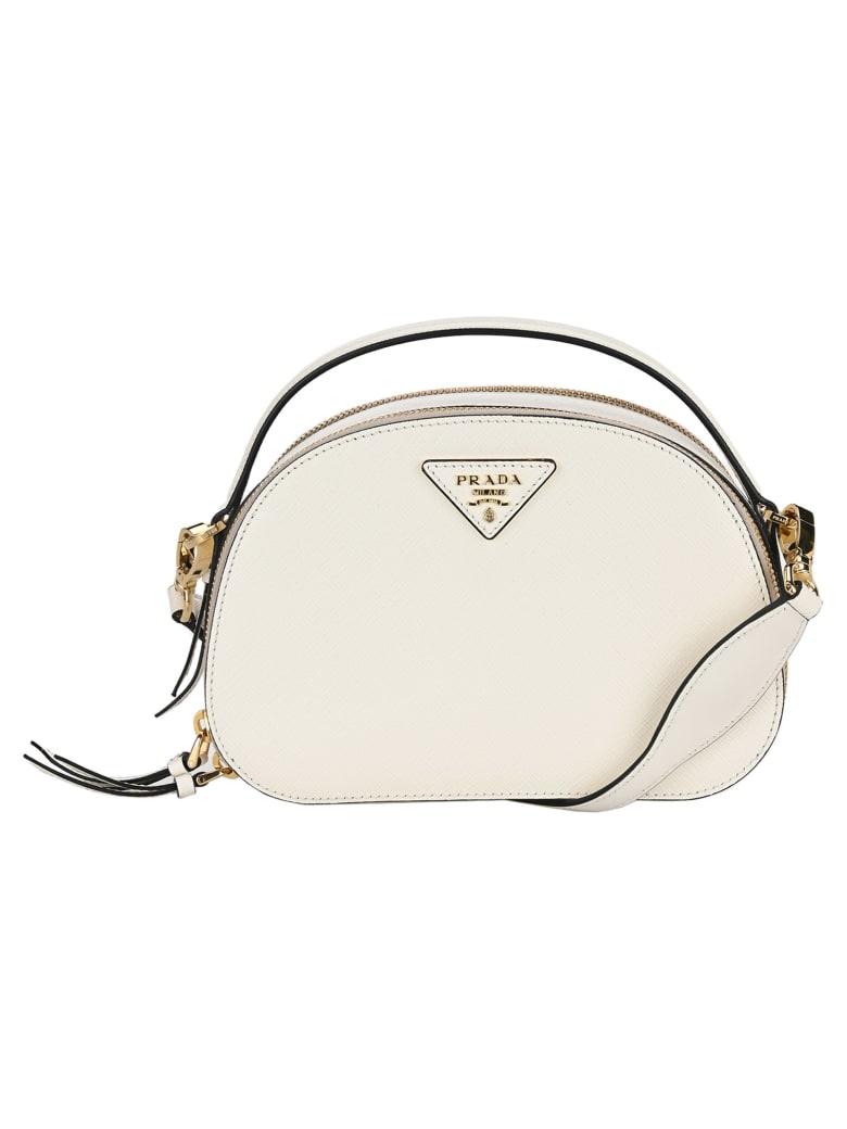 Prada Odette Shoulder Bag - WHITE
