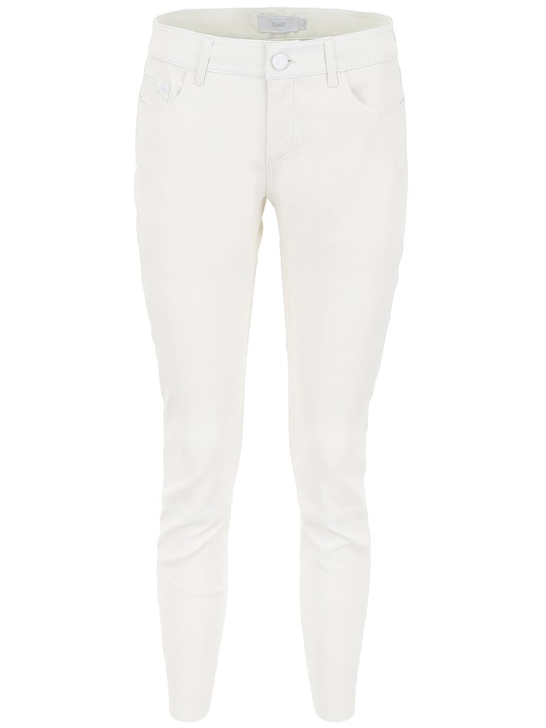 Closed Baker Trousers - WHITE (White)