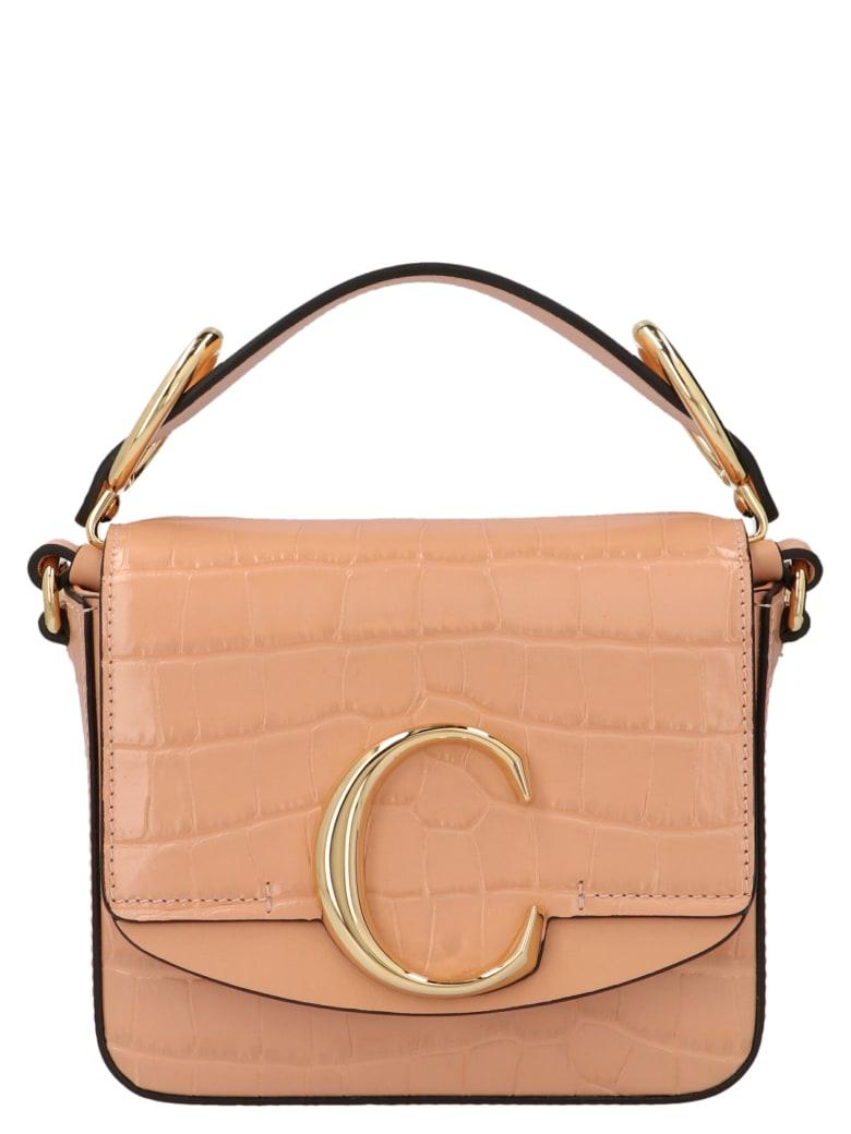 Chloé 'chloè C' Bag - Pink