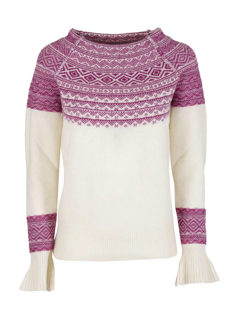 Roberto Collina Sweater - Panna