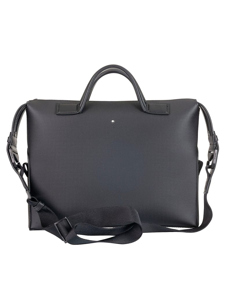 Montblanc Ultra Slim Document Briefcase - Black
