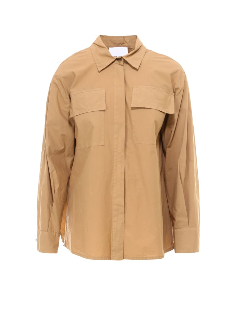 Erika Cavallini Shirt - Gold