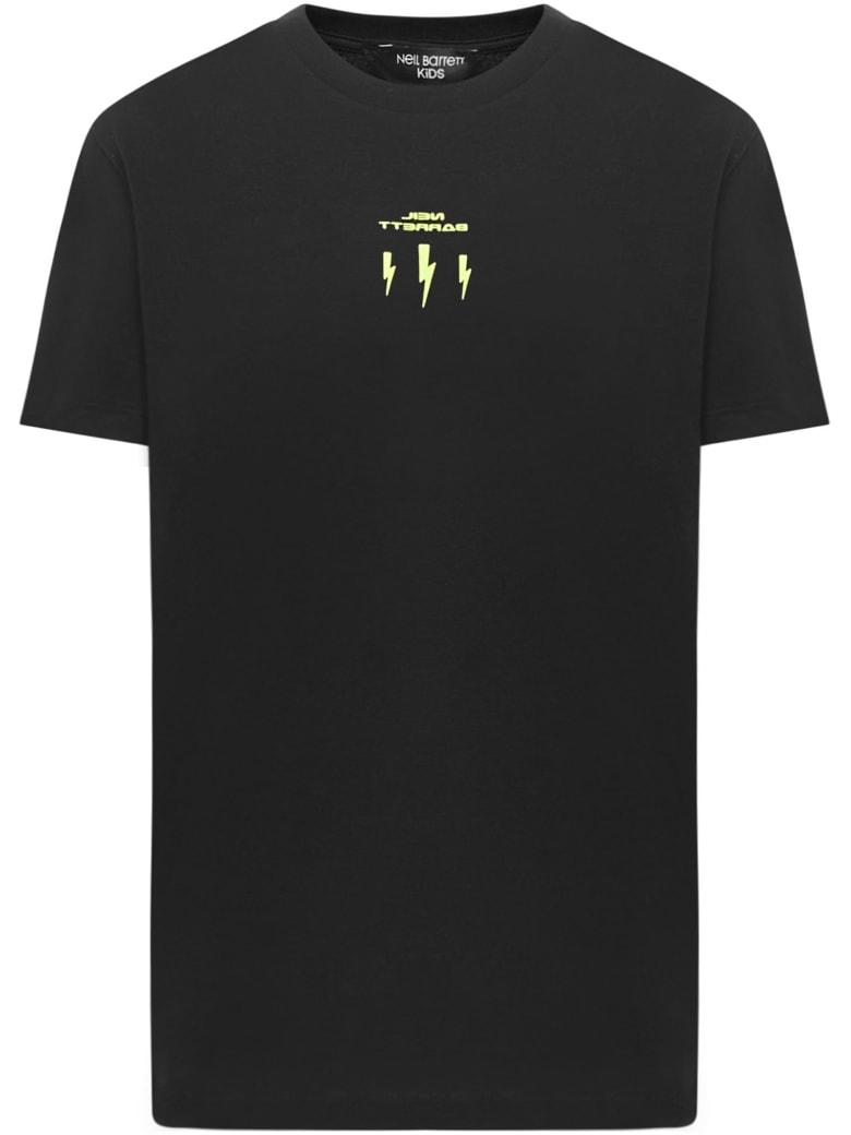 Neil Barrett Kids T-shirt - Black