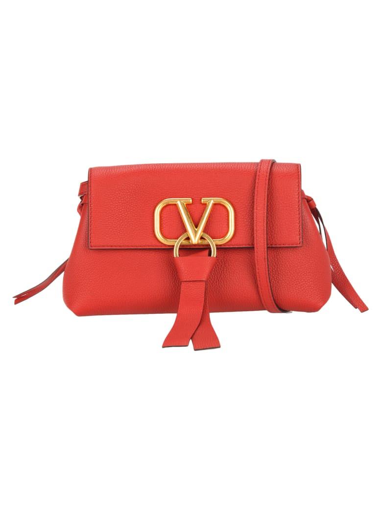 Valentino Vring Bag - RED
