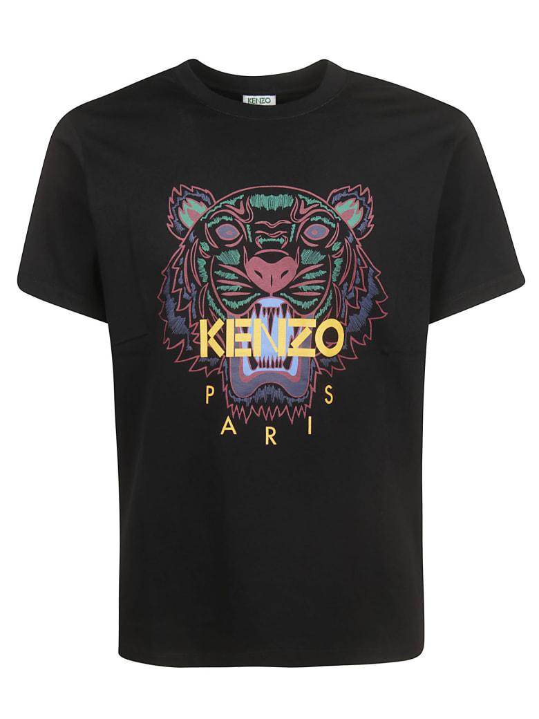 Kenzo Classic Tiger T-shirt - black