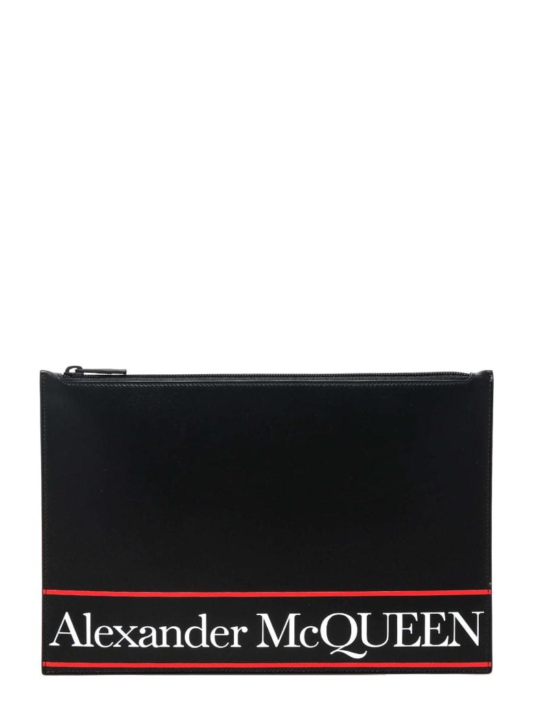 Alexander McQueen Clutch - Black