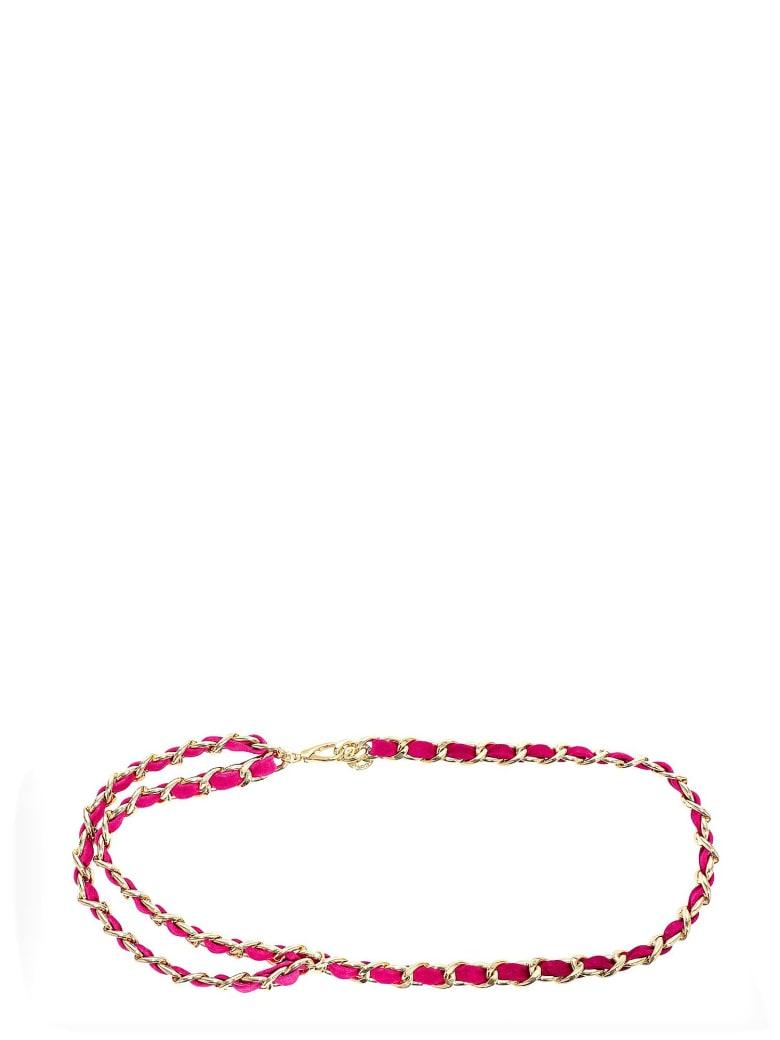 B-Low the Belt Belt - Pink