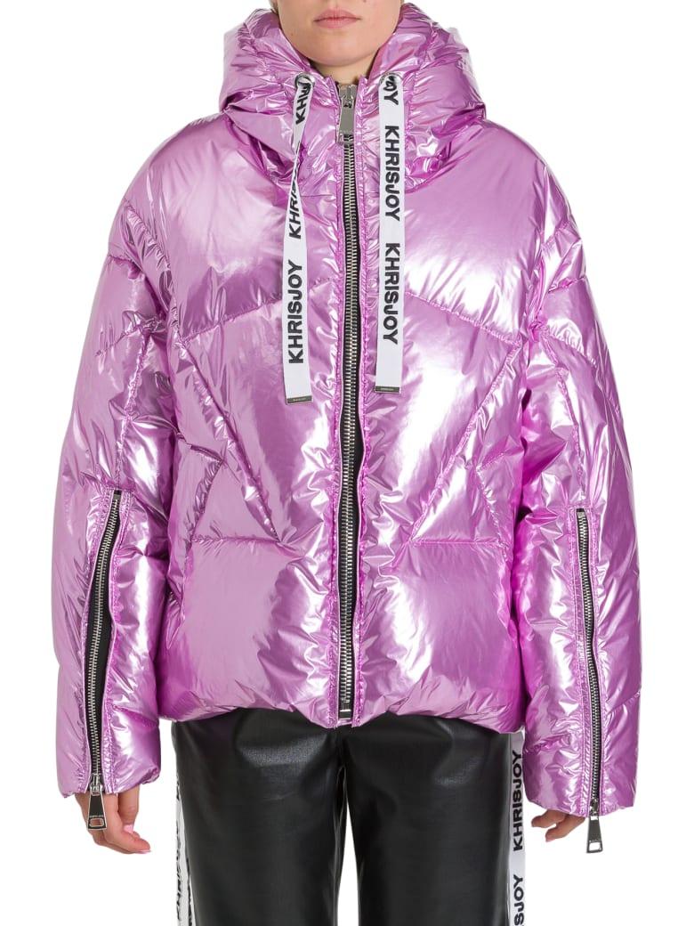 Khrisjoy Down Jacket - Rosa