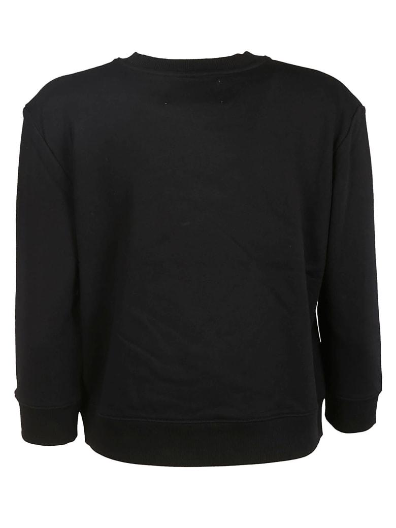 CALVIN KLEIN printed sweater