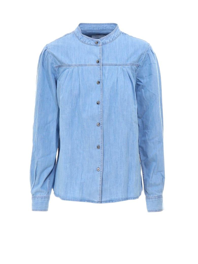 Closed Shirt - Blue