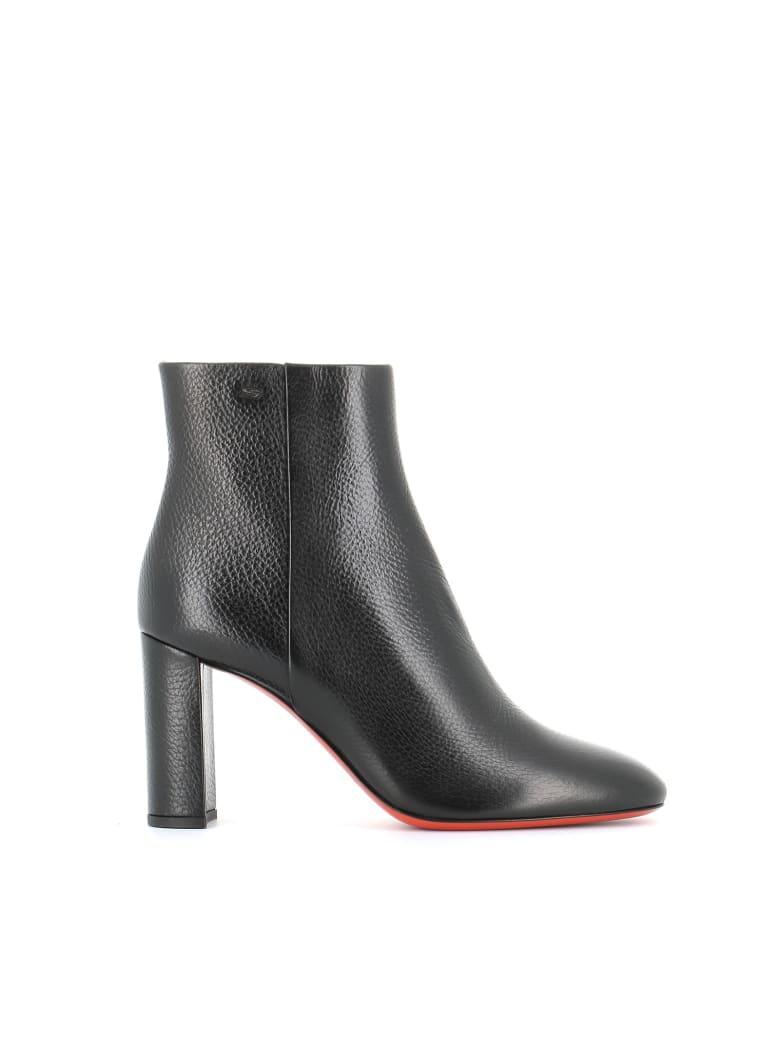Santoni Santoni Ankle Boot - Black