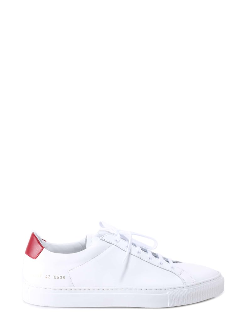 Common Projects Sneakers - Whitered
