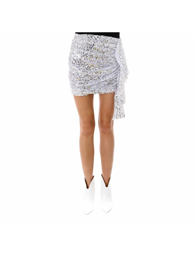 In The Mood For Love Emely Skirt - Silver
