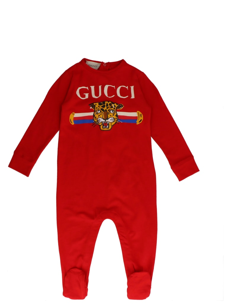 Gucci Body - Red