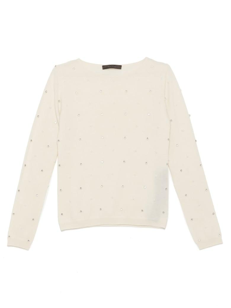 Max Mara Sweater - White