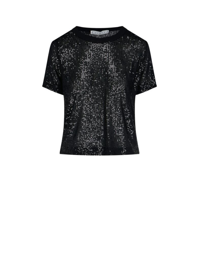 In The Mood For Love Top - Black