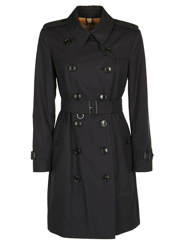 Burberry Chelsea Heritage Trench Coat - Midnight