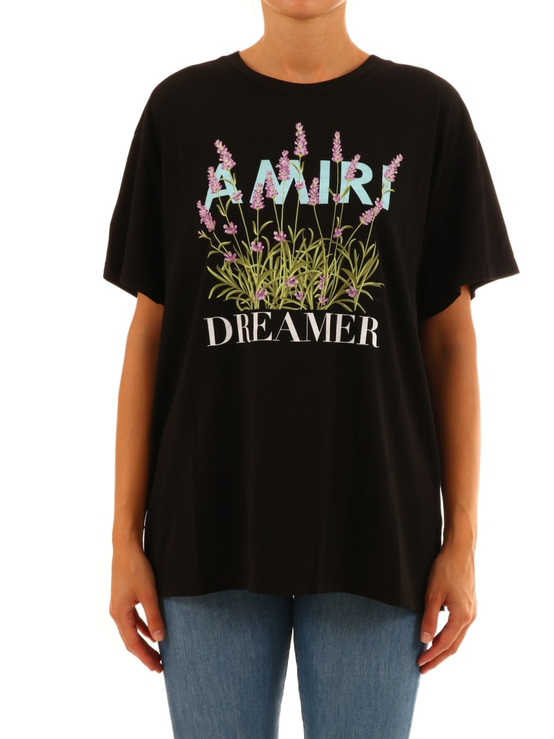 AMIRI T-shirt Dreamer - Black