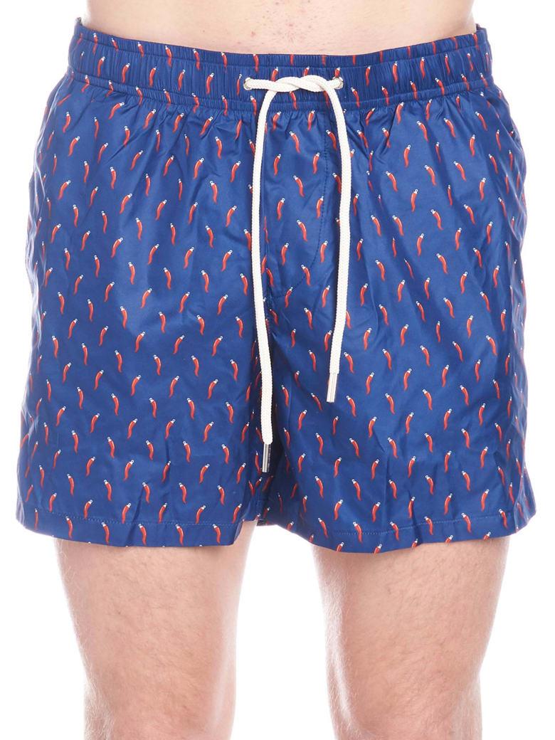 Fefè 'cornetto' Swimshort - Blue
