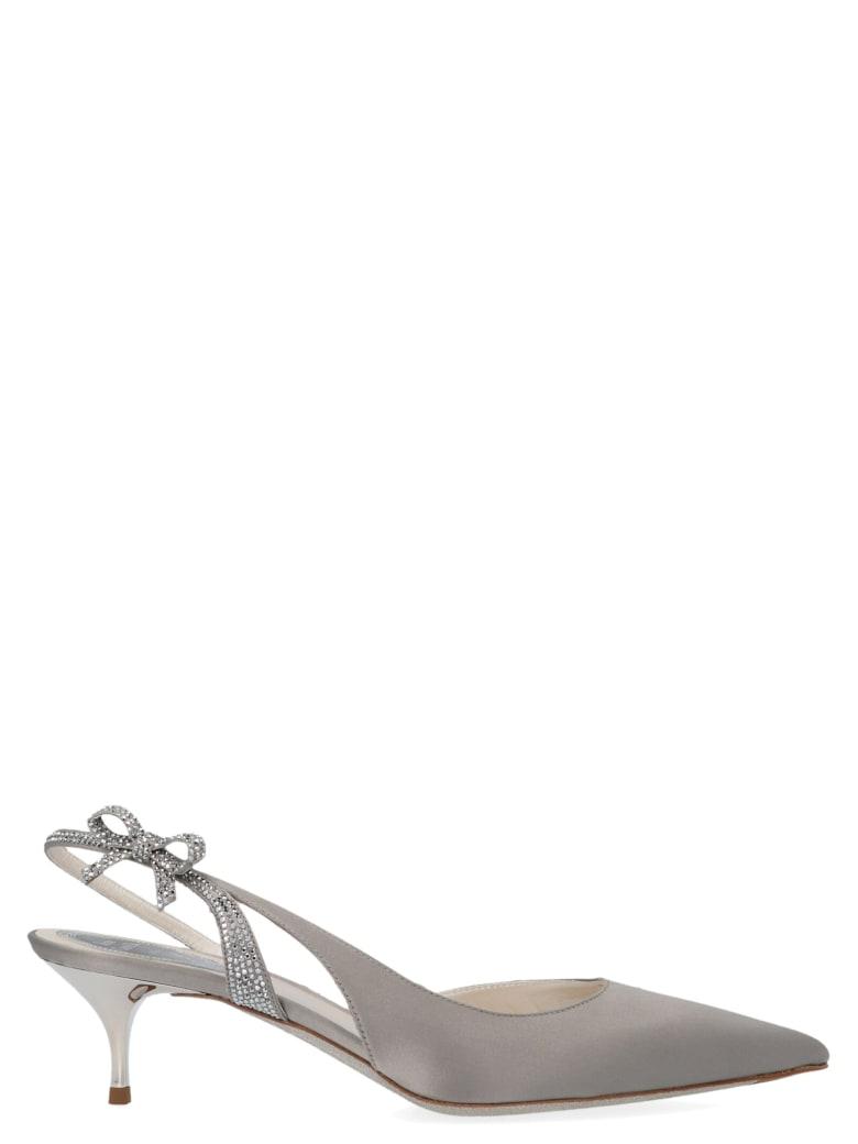 René Caovilla 'fiocchina' Shoes - Silver