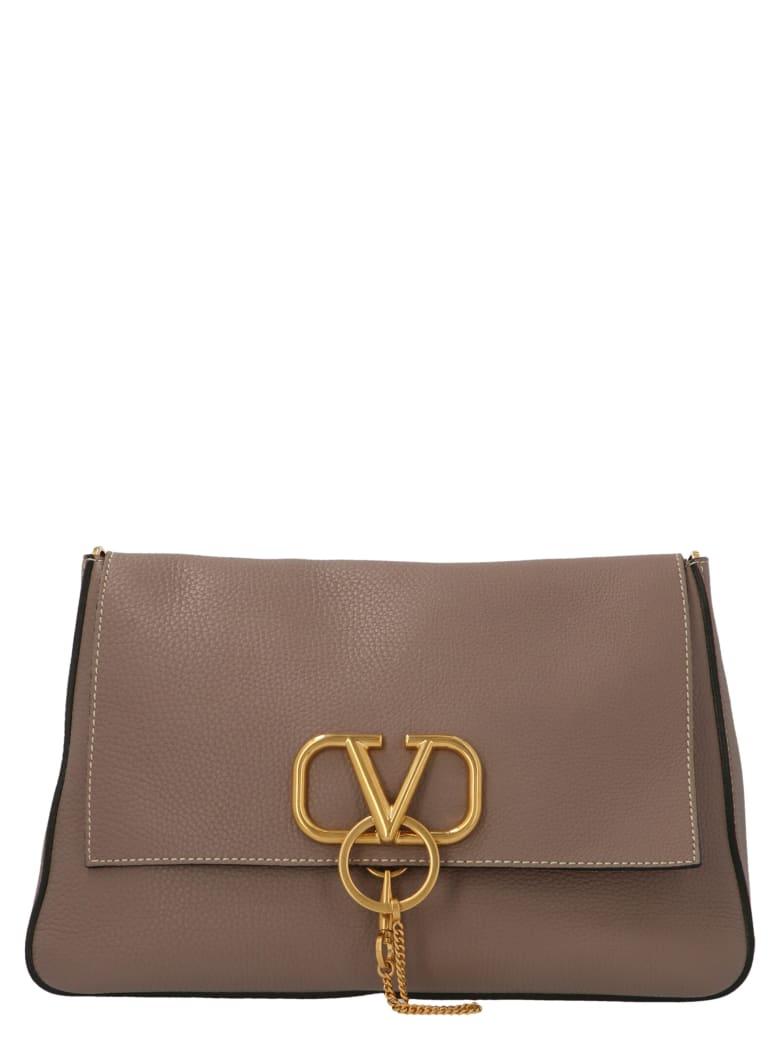 Valentino Garavani 'vring' Bag - Grey