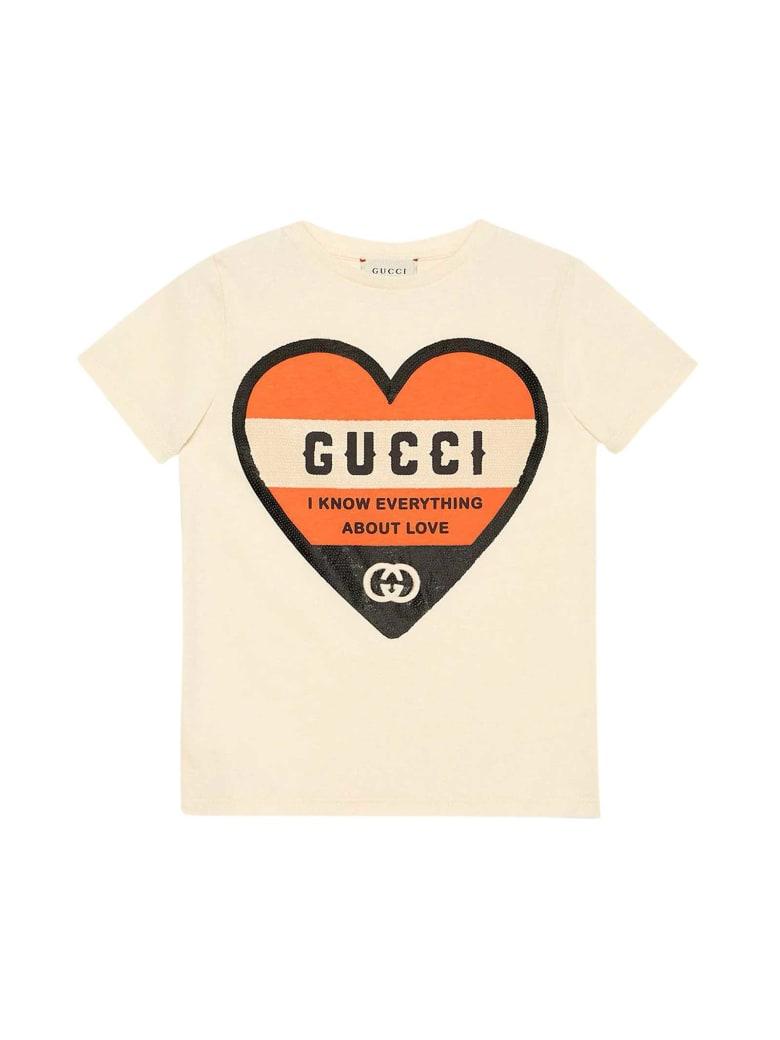 Gucci Cream T-shirt