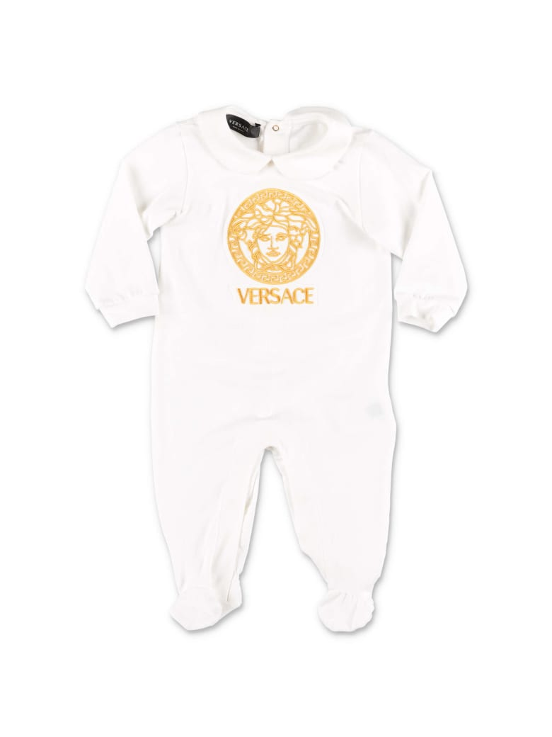 Young Versace Jumpsuit - Bianco
