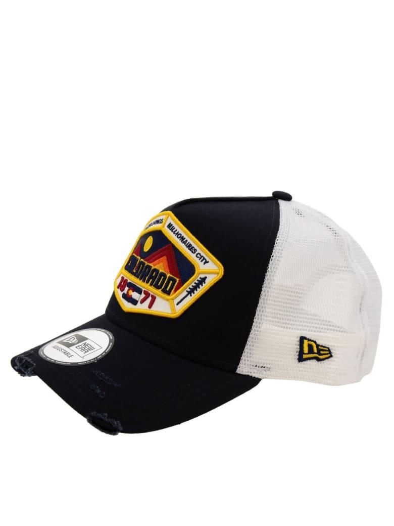 New Era Hat Hat Men New Era - blue