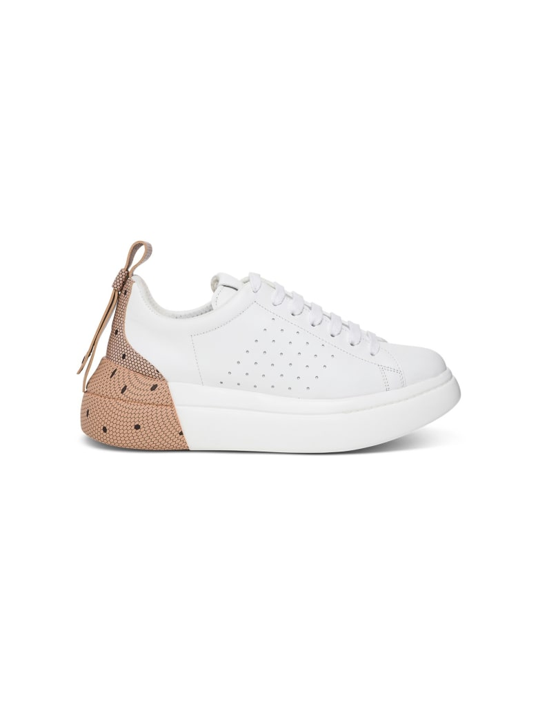 RED Valentino Bowalk Sneakers - White