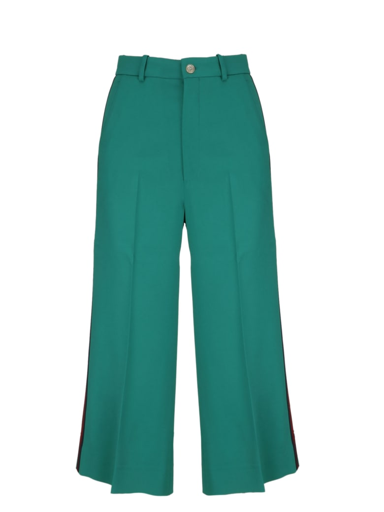Gucci Trousers - Green