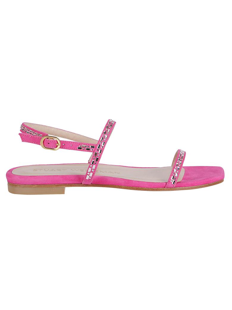 Stuart Weitzman Sandals - Pink