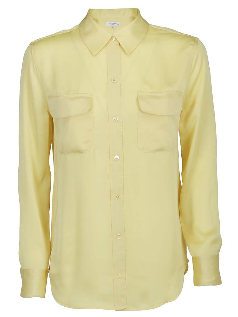 Equipment Equipement Shirt - Limon sorbet