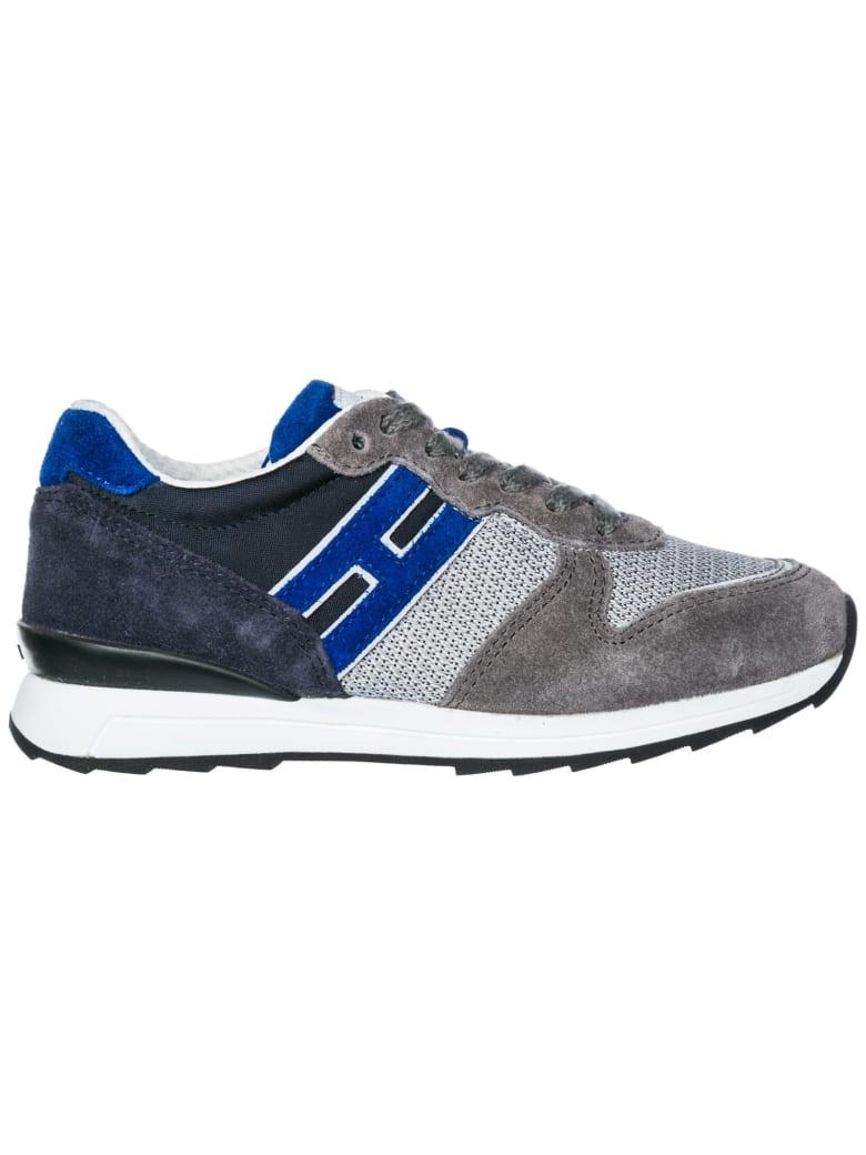 Hogan Rebel Running - R261 Sneakers - Grigio