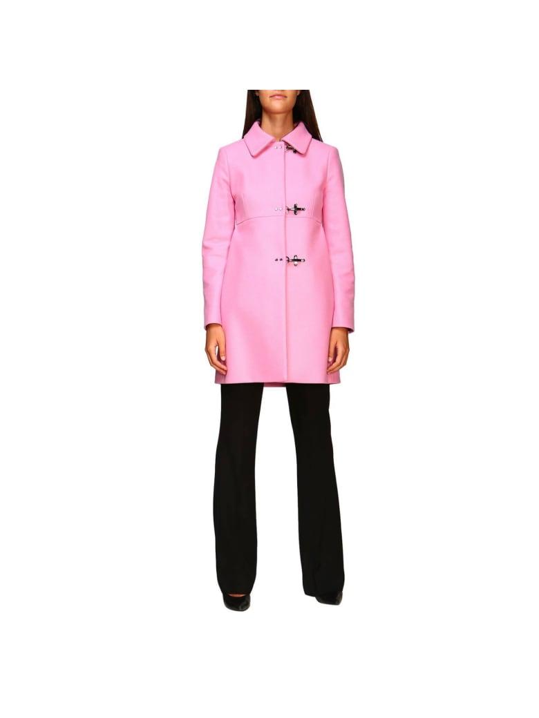 Fay Coat Coat Women Fay - pink