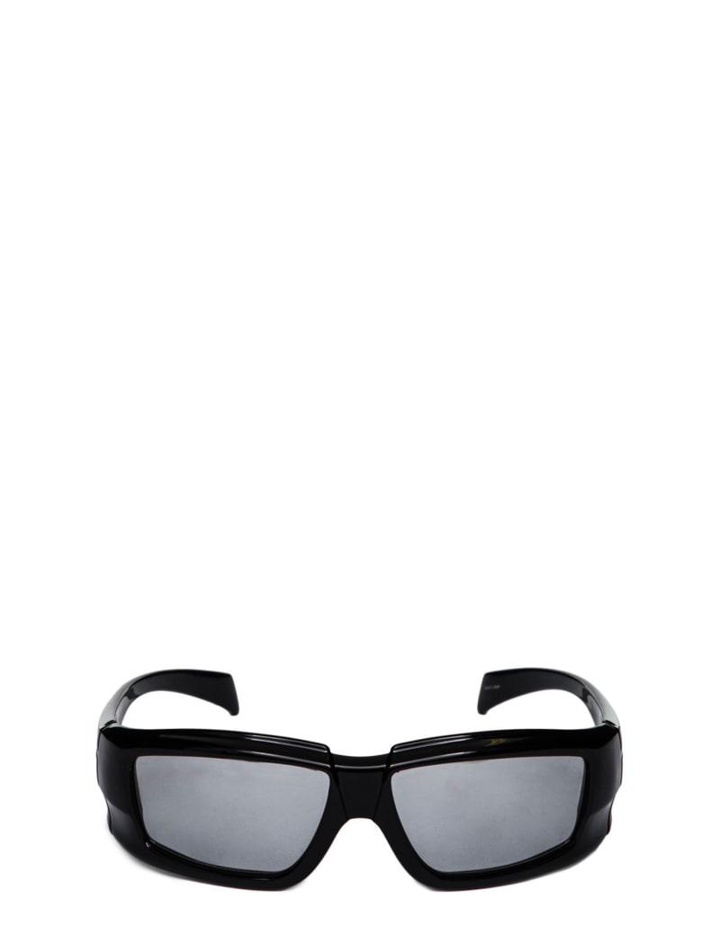 Rick Owens Sunglasses Rick - Nero specchiato
