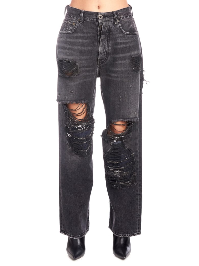 Ben Taverniti Unravel Project Jeans - Grey