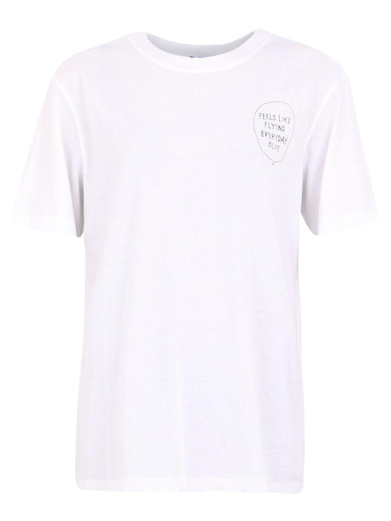 SJYP Printed T-shirt - White