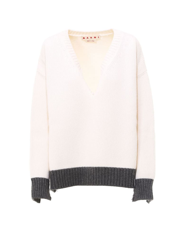 Marni Sweatshirt - White