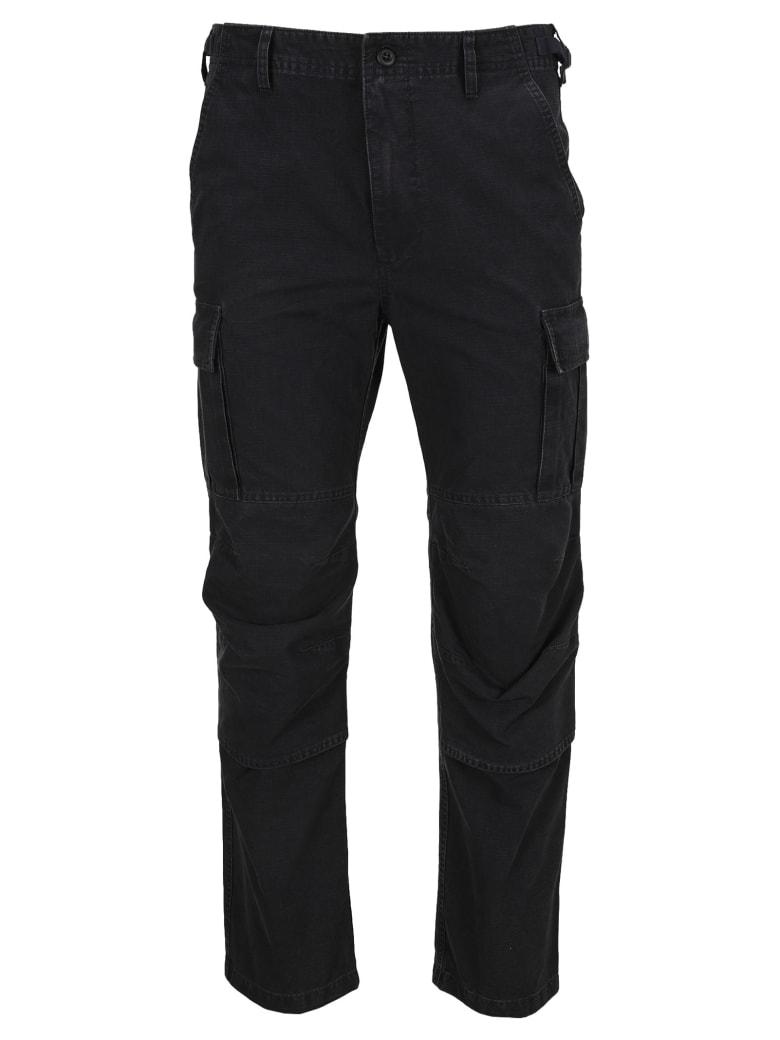 Balenciaga Cargo Pants - Blu Navy