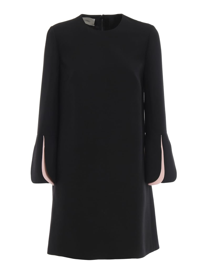 Valentino Dress - Nero/rose