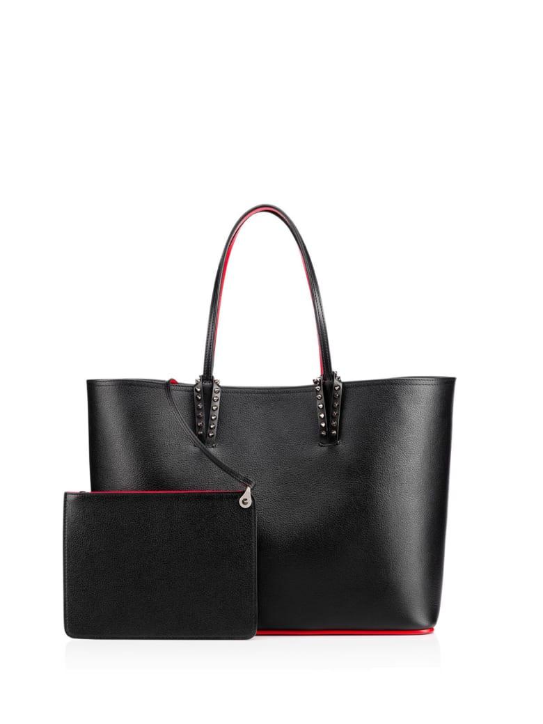 Christian Louboutin Louboutin Cabata Bag - BLACK