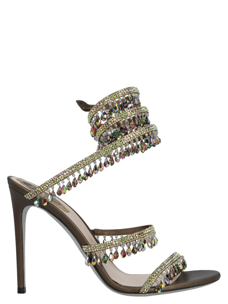 René Caovilla 'chandelier' Shoes - Multicolor