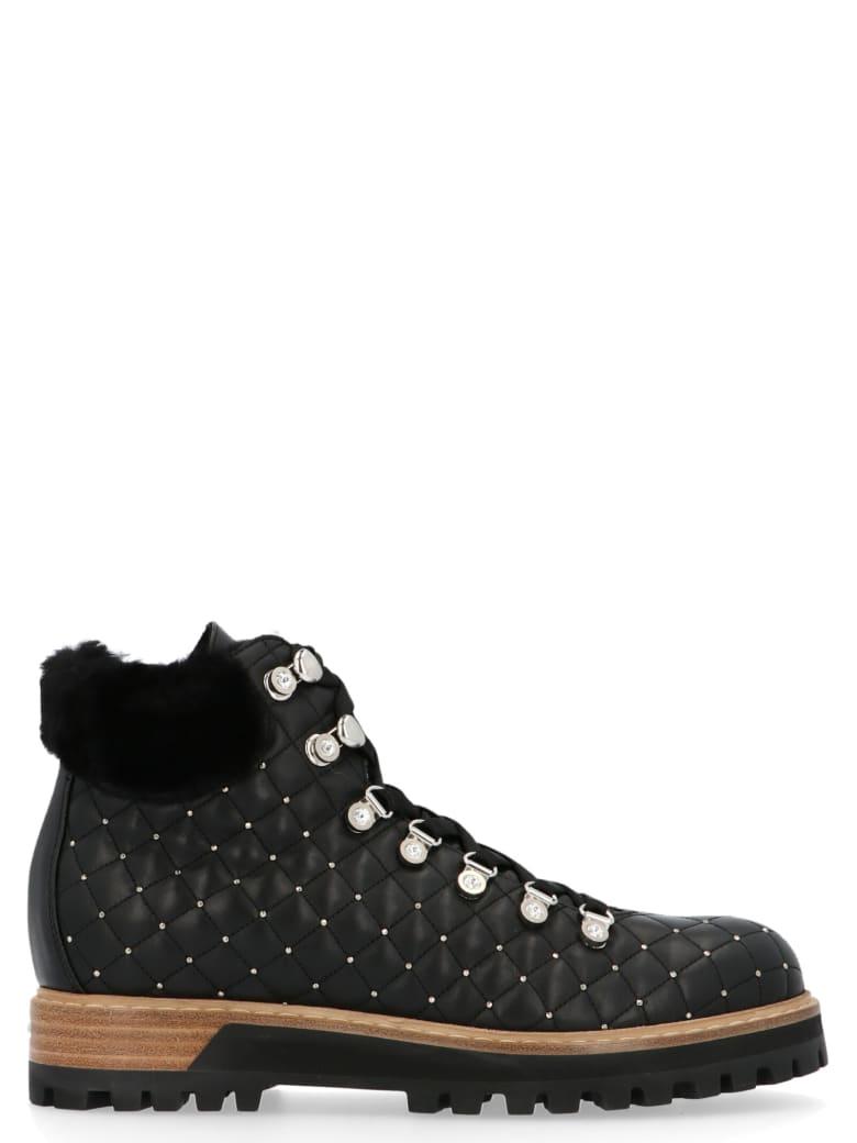 Le Silla 'st.moritz' Shoes - Black