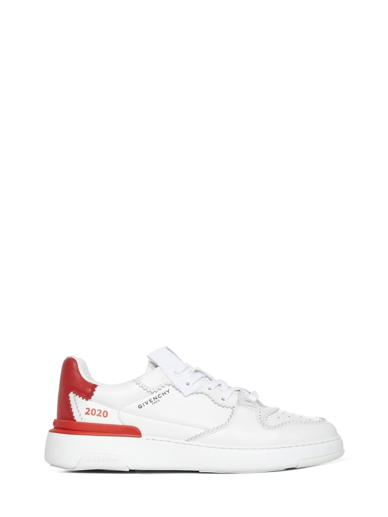 Givenchy Wing Sneakers - White