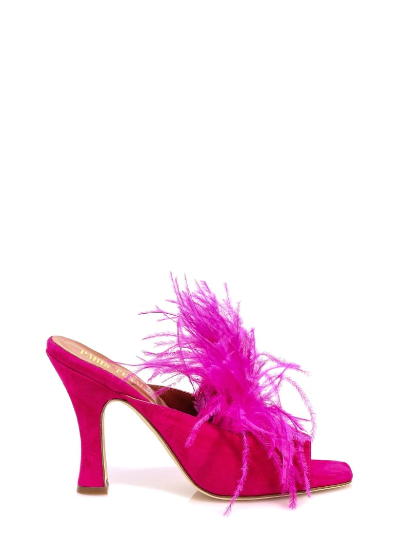 Paris Texas Sandals - Pink