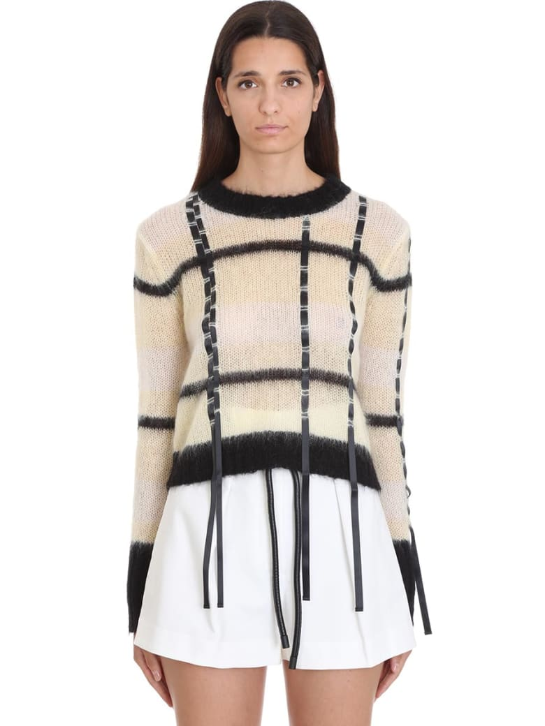 3.1 Phillip Lim Knitwear In Beige Wool - beige