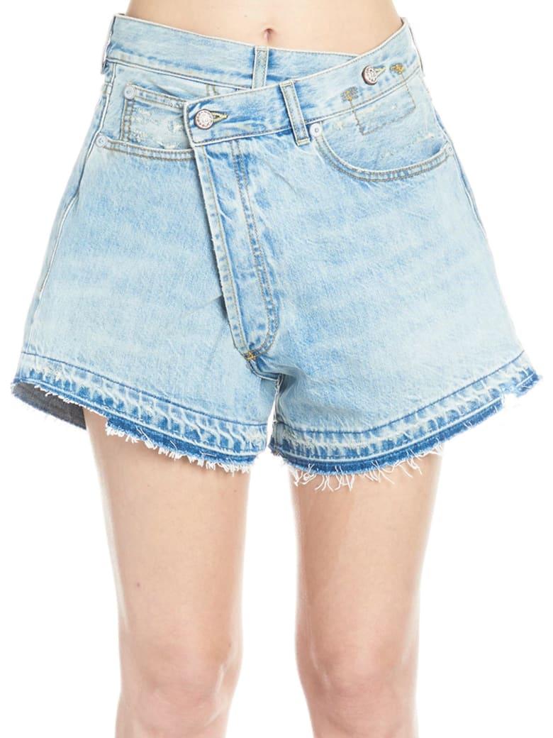 R13 Shorts - Azzurro