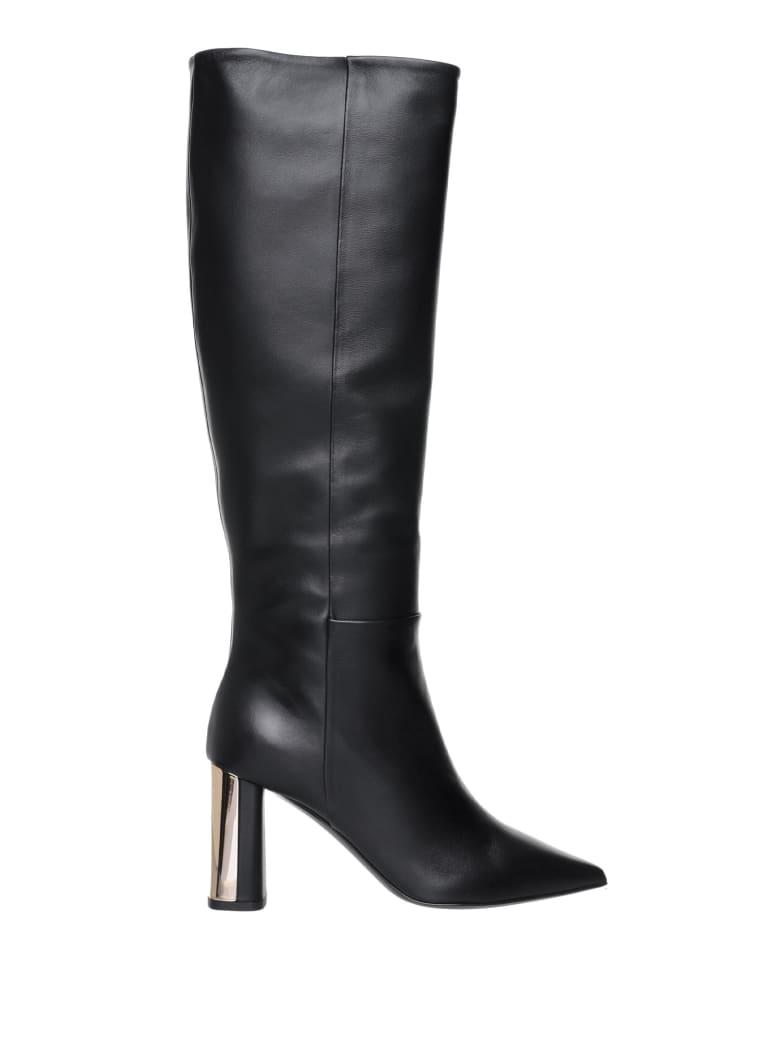 Ninalilou Ninalilou Ivy Black Boot - NERO